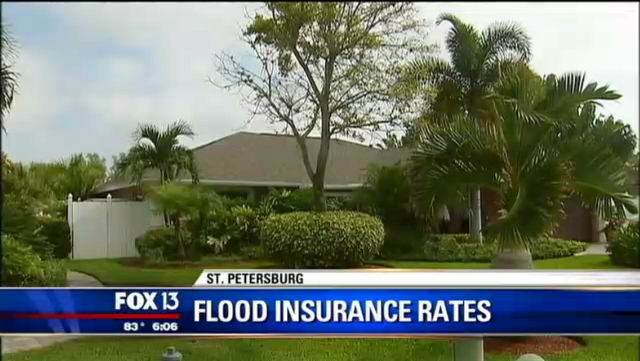 Biggert-Waters Act Flood Insurance