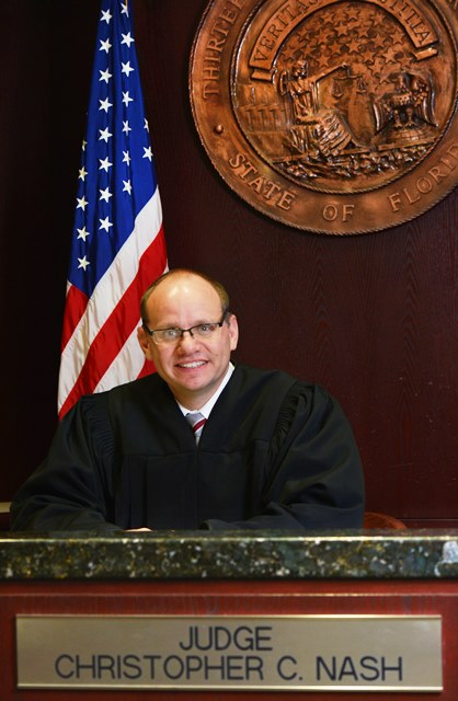 Judge Chris Nash