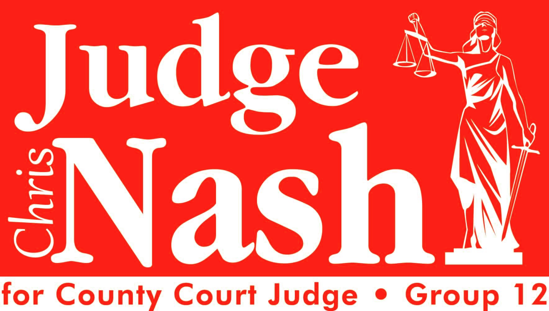 Re-Elect Judge Chris Nash