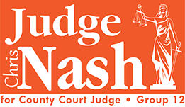 Keep Judge Chris Nash
