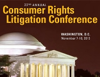 Consumer Rights Litigation Conference